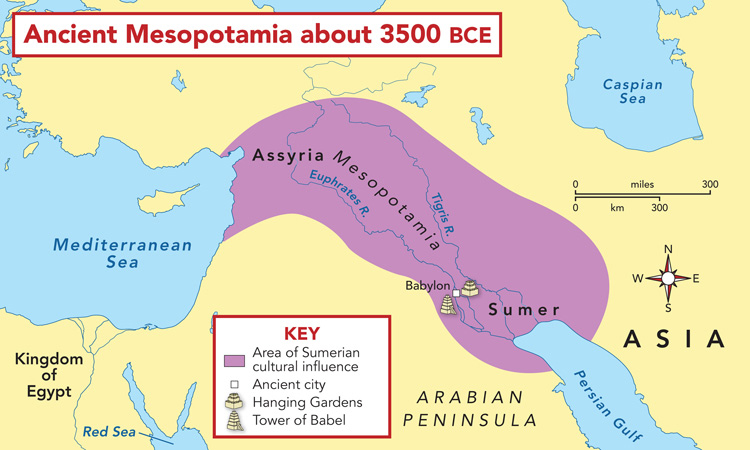 Ancient Middle East Mesopotamia Lessons Tes Teach