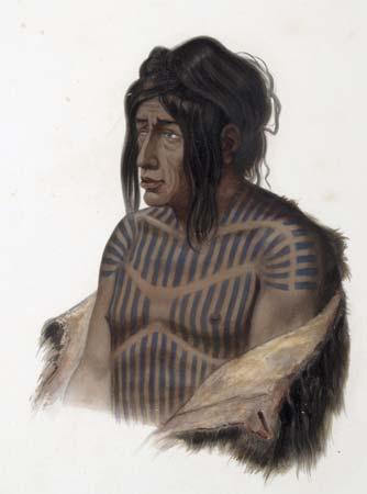 Cree chief Mahsette Kuiuab