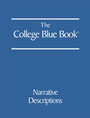 The College Blue Book, ed. 46 cover