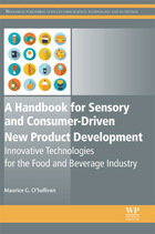 A Handbook for Sensory and Consumer-Driven New Product Development: Innovative Technologies for the Food and Beverage Industry