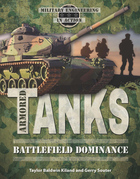 Armored Tanks: Battlefield Dominance