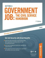 Getting a Government Job: The Civil Service Handbook cover