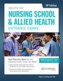 Master the Nursing School & Allied Health Entrance Exams, ed. 19 cover