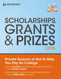 Petersons� Scholarships, Grants & Prizes 2018, ed. 22 cover