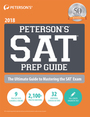 Petersons� SAT� Prep Guide 2018, ed. 2: The Ultimate Guide to Mastering the SAT� 2018 cover