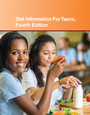 Diet Information for Teens, ed. 4: Health Tips About Nutrition Fundamentals and Eating Plans cover
