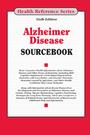 Alzheimer Disease Sourcebook, ed. 6 cover