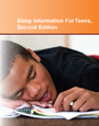 Sleep Information for Teens, ed. 2 cover