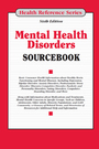 Mental Health Disorders Sourcebook, ed. 6 cover