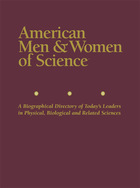 American Men & Women of Science, ed. 35: A Biographical Directory of Today?s Leaders in Physical, Biological and Related Sciences