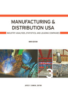 Manufacturing & Distribution USA, ed. 9: Industry Analyses, Statistics and Leading Companies
