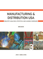Manufacturing & Distribution USA, ed. 9: Industry Analyses, Statistics and Leading Companies cover