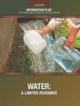 Water, ed. 2017: A Limited Resource cover