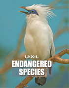UXL Endangered Species, ed. 3