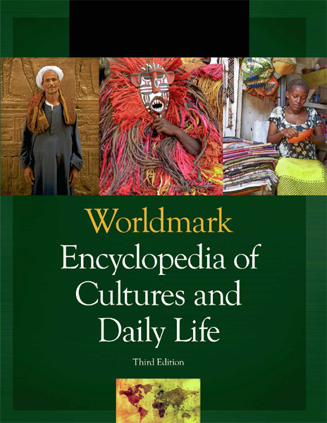 Worldmark Encyclopedia of Cultures and Daily Life cover