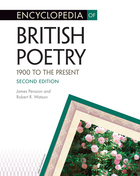 Encyclopedia of British Poetry, ed. 2: 1900 to the Present