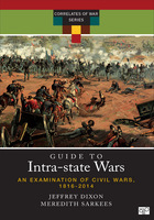 A Guide to Intra-state Wars: An Examination of Civil, Regional, and Intercommunal Wars, 1816-2014
