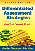 Differentiated Assessment Strategies, ed. 2: One Tool Doesn't Fit All