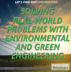 Solving Real World Problems with Environmental and Green Engineering