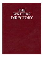 The Writers Directory, ed. 35