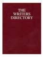 The Writers Directory, ed. 35 cover