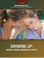 Growing Up, ed. 2015: Issues Affecting America's Youth