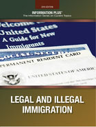 Legal and Illegal Immigration, ed. 2015