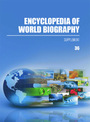 Encyclopedia of World Biography, ed. 2, Vol. 36 cover