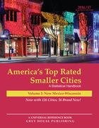 Americas Top-Rated Smaller Cities, 2016/17, ed. 11: A Statistical Handbook