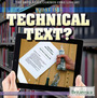 What Is a Technical Text? cover