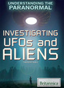 Investigating UFOs and Aliens cover