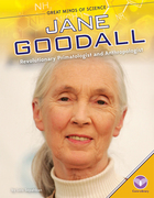 Jane Goodall: Revolutionary Primatologist and Anthropologist image