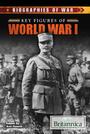 Key Figures of World War I cover