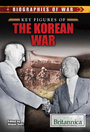 Key Figures of the Korean War cover