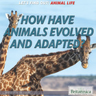 How Have Animals Evolved and Adapted?