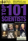 Top 101 Scientists cover