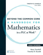 A Handbook for Mathematics in a PLC at Work?, High School