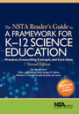 The NSTA Readers Guide to A Framework for K-12 Science Education, ed. 2: Practices, Crosscutting Concepts, and Core Ideas cover