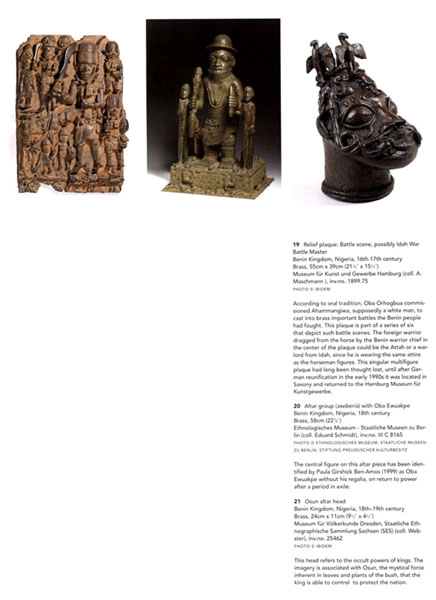 Gale Academic OneFile - Document - Benin--Kings and Rituals: court