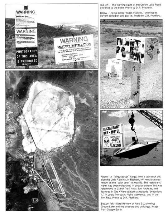 Academic OneFile - Document - Area 51: what is really going on there