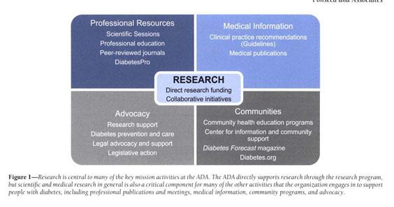 2007 diabetes research funding
