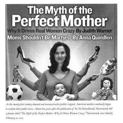 anna quindlen essay on being a mom Anna quindlen culture anna quindlen i have gray hair and crow's feet and a lifetime of being underestimated i'm nobody's sweetie the job of a mother is to.