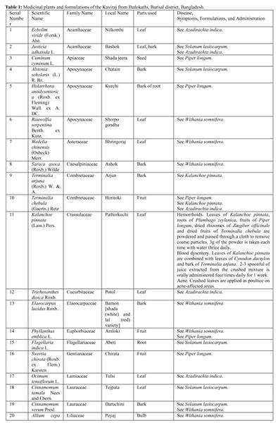 Academic OneFile - Document - Ayurvedic influences in folk medicine