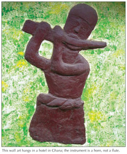 Academic OneFile - Document - New horizons: the world of African art