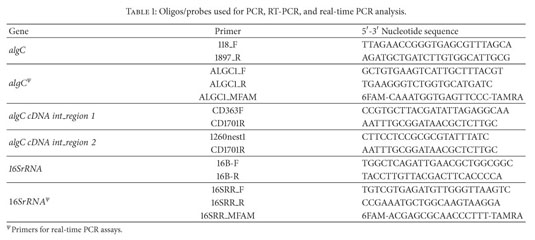 Academic OneFile - Document - Characterization of the algC gene