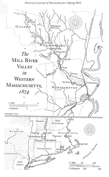 Academic Onefile Document The Mill River Flood Of 1874 From