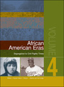 African American Eras, ed. : Segregation to Civil Rights Times cover