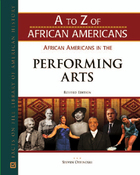 African Americans in the Performing Arts, Rev. ed.