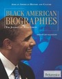 Black American Biographies: The Journey of Achievement cover