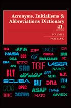 Ebooks centro de recursos para el aprendizaje gale acronyms initialisms abbreviations dictionary ed 41 fandeluxe Images